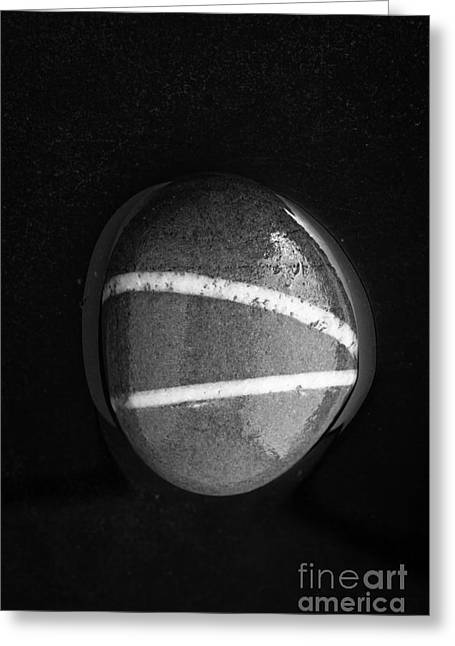 Divide Greeting Cards - Zen Stone Greeting Card by Edward Fielding