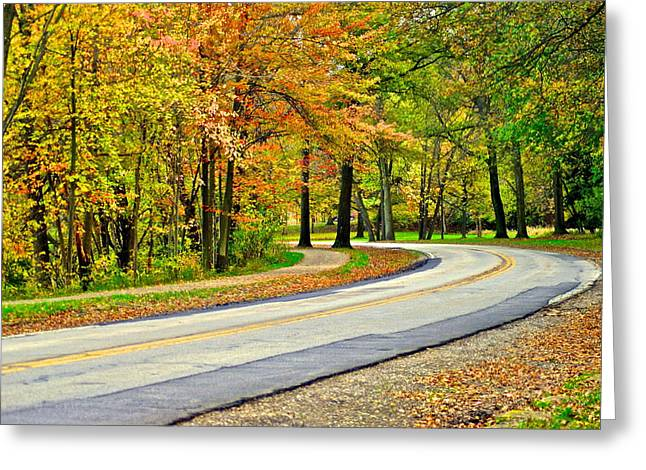 Mazda Greeting Cards - Zoom Zoom Greeting Card by Frozen in Time Fine Art Photography