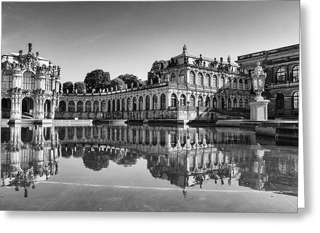 Barok Greeting Cards - Zwinger Dresden Greeting Card by Thomas Christoph