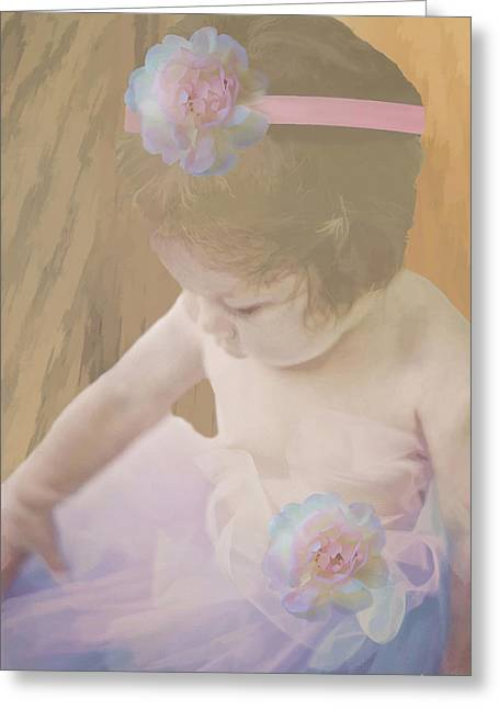 Dance Of Joy Greeting Cards -  Angel Of Dance  Greeting Card by Debra     Vatalaro