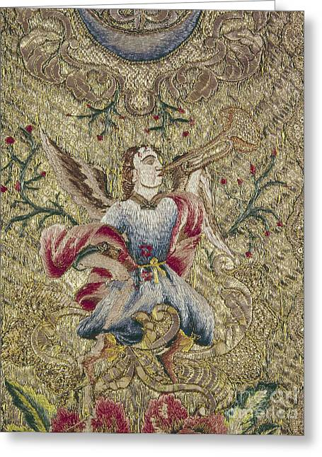 18th Century Greeting Cards - CHASUBLE, 18th CENTURY Greeting Card by Granger