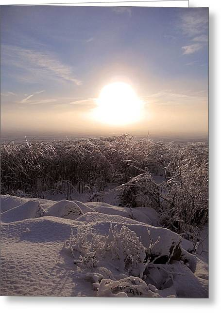 Sonne Greeting Cards - After the Storm ... Greeting Card by Juergen Weiss