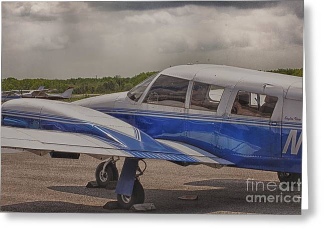 Pictures Buy Photography Greeting Cards - Airplane Plane Aircraft HDR Photos HDR Pictures HDR Photography For Sale Art Gallery Photograph Buy Greeting Card by Pictures HDR