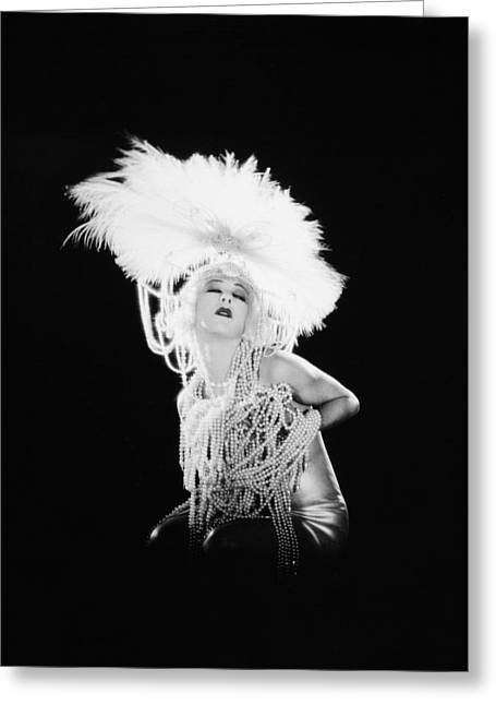 Salome Greeting Cards - Alla Nazimova (1879-1945) Greeting Card by Granger