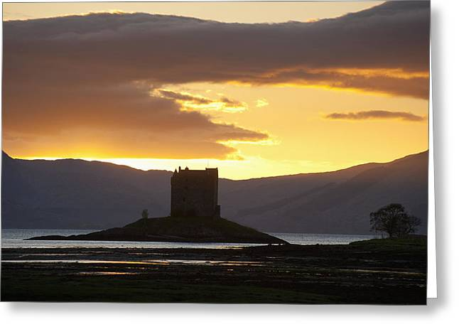 Appin, Argyll & Bute, Scotland Greeting Card by Axiom Photographic
