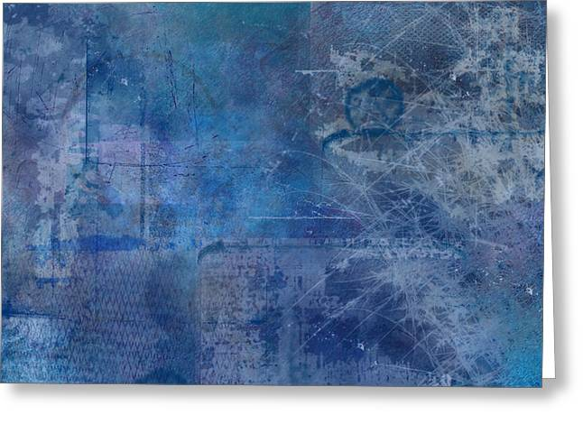 Atlantis Greeting Card by Christopher Gaston