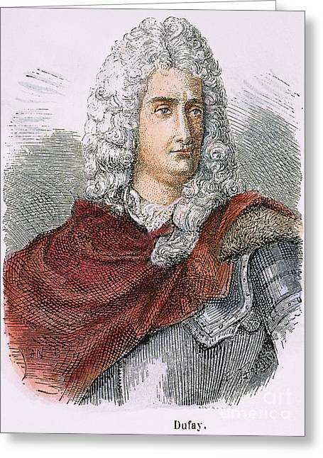 Francois Greeting Cards - Charles-francois Du Fay Greeting Card by Granger