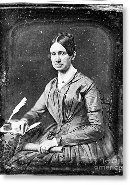 Reformer Greeting Cards - Dorothea Dix (1802-1887) Greeting Card by Granger