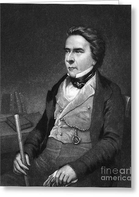 Douglas William Jerrold Greeting Card by Granger
