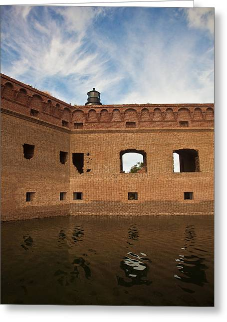 Dry Tortugas National Park Greeting Cards - Dry Tortugas National Park Greeting Card by Patrick  Flynn