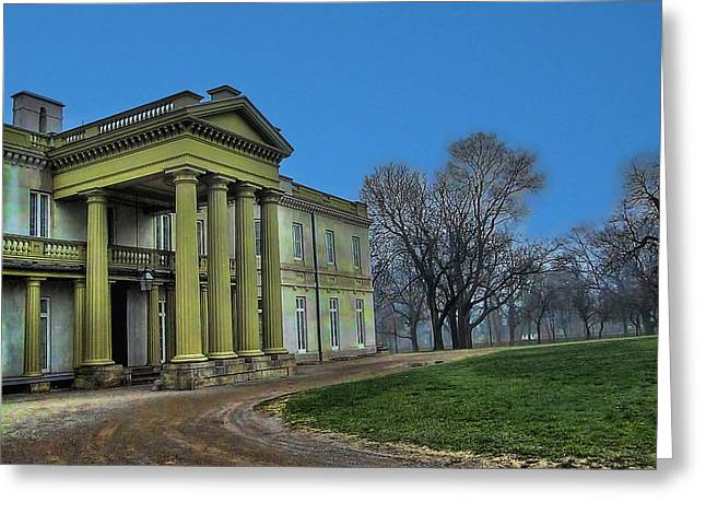 Dundurn Castle Greeting Cards - Dundurn Castle Greeting Card by Larry Simanzik
