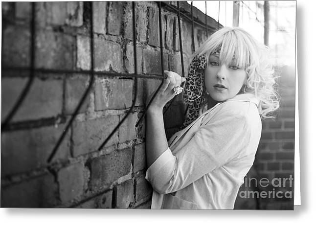 Fashion Photos For Sale Greeting Cards - E 5.0 Greeting Card by Yhun Suarez