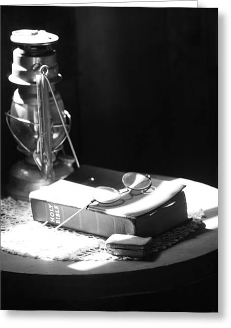 Mj Photographs Greeting Cards - Follow the Light Greeting Card by Jerry Cordeiro