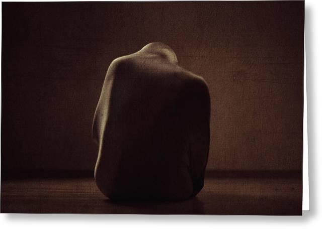 Beauty Mark Photographs Greeting Cards - Forms of feelings Greeting Card by Mark-Meir Paluksht