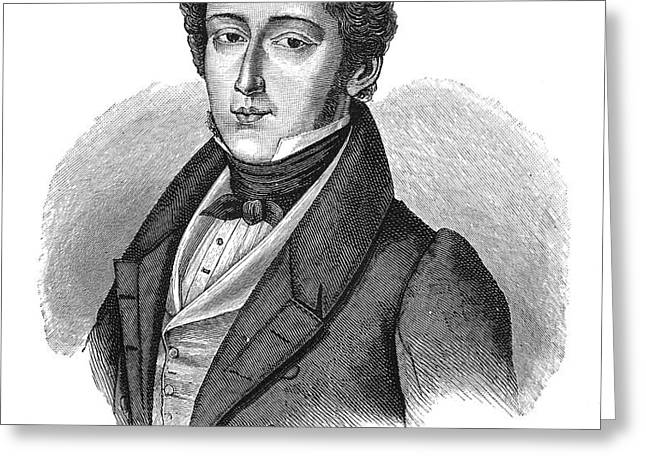 FREDERIC CHOPIN (1810-1849) Greeting Card by Granger