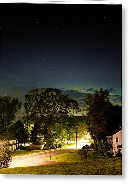 Elm Photographs Greeting Cards - Great American Elm Greeting Card by Joshua Volff