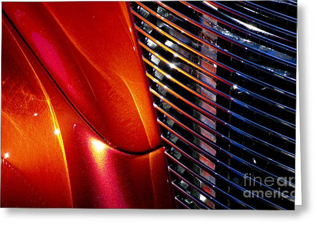 Grill Paint Greeting Cards - Grilled to Perfection Greeting Card by Douglas J Fisher