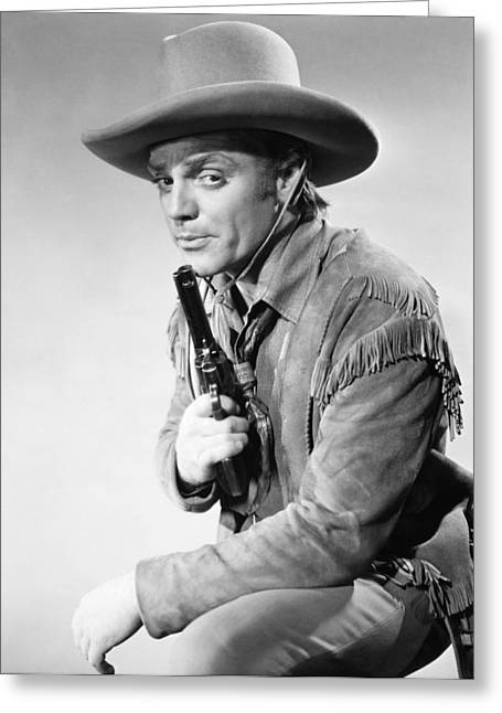 1939 Movies Greeting Cards - James Cagney (1899-1986) Greeting Card by Granger