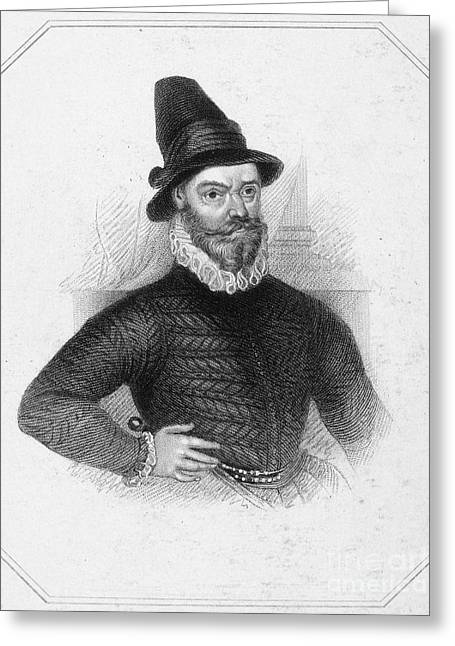 Douglass Greeting Cards - James Douglas (1525-1581) Greeting Card by Granger