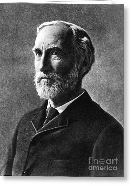 Statistical Greeting Cards - Josiah W. Gibbs, American Theoretical Greeting Card by Science Source
