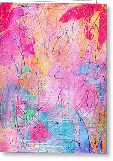 Mystical Landscape Greeting Cards - Little Miracles Greeting Card by Rachel Christine Nowicki