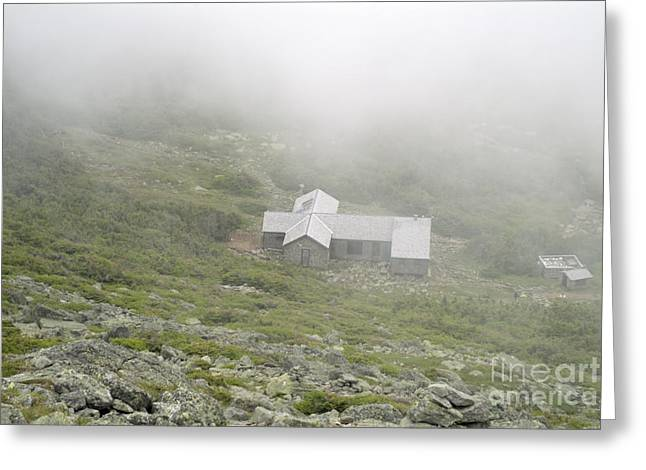 Gulfside Greeting Cards - Madison Spring Hut - White Mountains New Hampshire  Greeting Card by Erin Paul Donovan