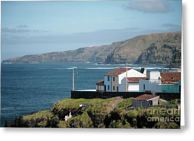 Maia Greeting Cards - Maia - Azores islands Greeting Card by Gaspar Avila