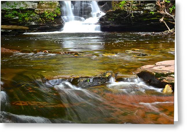 Murray Reynolds Greeting Card by Frozen in Time Fine Art Photography