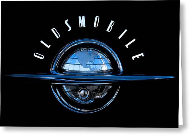 Automotive Digital Greeting Cards - Old World Greeting Card by Douglas Pittman