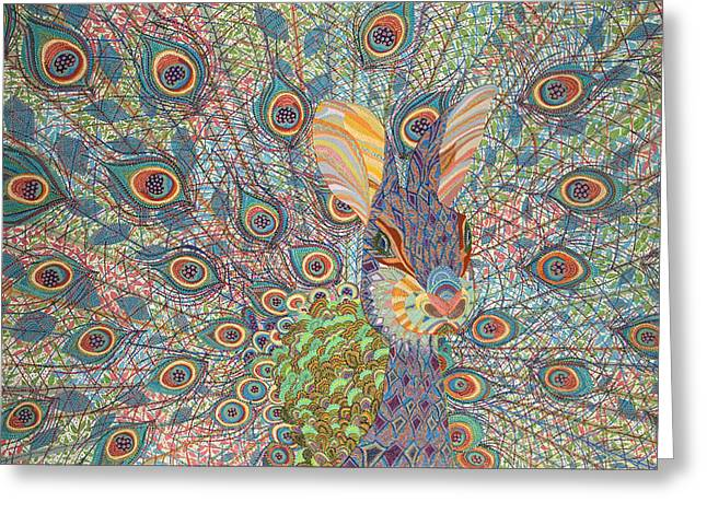 Best Sellers -  - Wildlife Celebration Greeting Cards - Peabit  Greeting Card by Erika Pochybova
