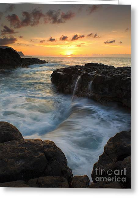 Na Greeting Cards - Pools of Paradise Greeting Card by Mike  Dawson
