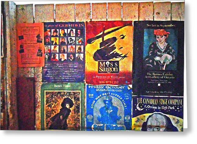 Uncommen Greeting Cards - Poster Board Greeting Card by Cyryn Fyrcyd