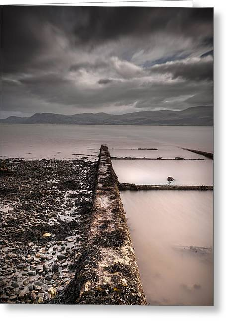 Andy Astbury Greeting Cards - Relic Greeting Card by Andy Astbury