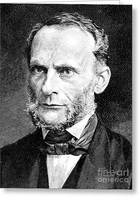 Manuel Greeting Cards - Rudolf Clausius (1822-1888) Greeting Card by Granger