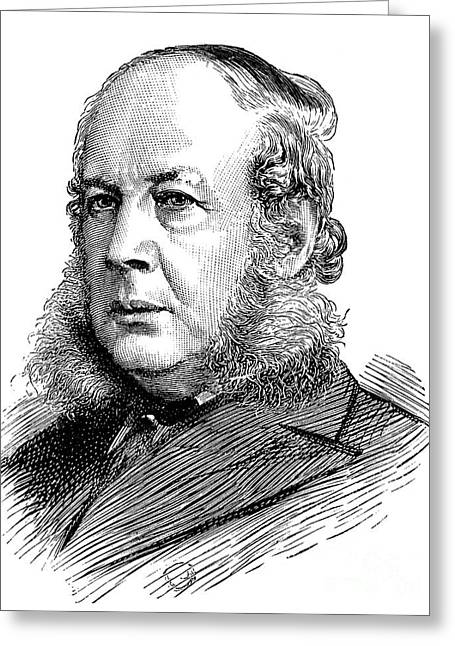 Sir Henry James S. Maine Greeting Card by Granger