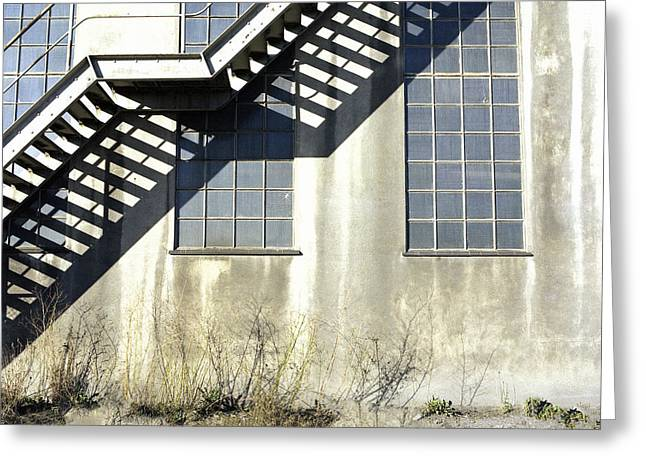 Dk Greeting Cards - Stairway to Heaven Greeting Card by Jan Faul