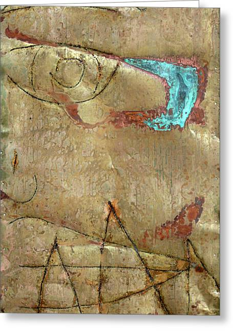 Love Sculptures Greeting Cards - Te Recuerdo 1 Greeting Card by Jorge Berlato