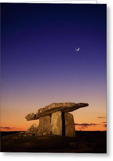 Portal Greeting Cards - The Burren, County Clare, Ireland Greeting Card by Richard Cummins