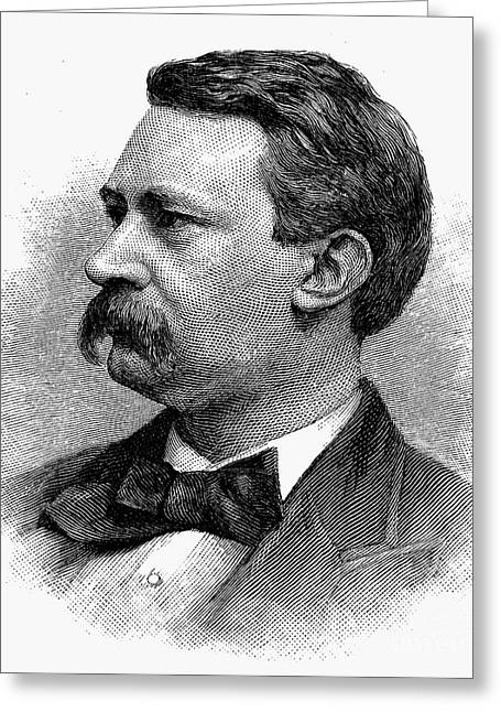 Theodore Thomas (1835-1905) Greeting Card by Granger