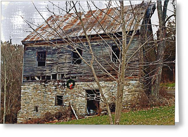 Rockbridge County Greeting Cards - Untitled Greeting Card by Kathy Jennings