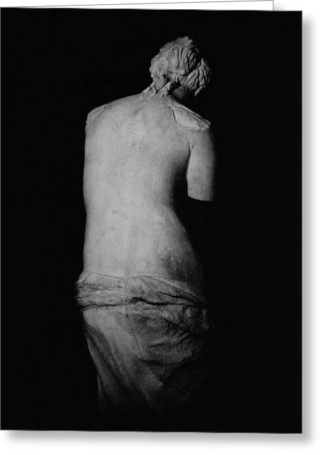 Greek Sculpture Greeting Cards - Venus de Milo Greeting Card by Greek School