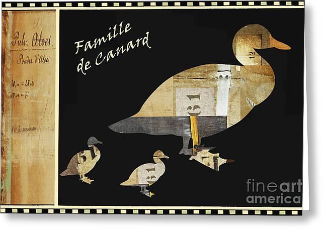 Vintage Juvenile Licensing Art Greeting Card by Anahi DeCanio