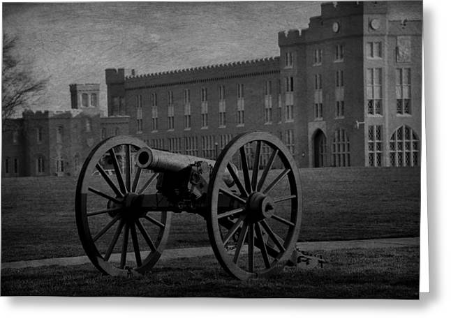 Vmi Greeting Cards - VMI Lexington Greeting Card by Todd Hostetter