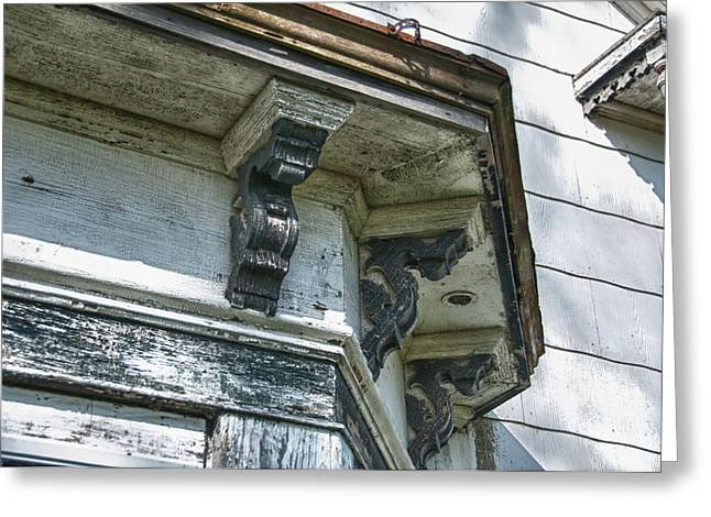 Weathered Greeting Card by Guy Whiteley