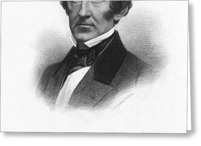 WENDELL PHILLIPS (1811-1884) Greeting Card by Granger