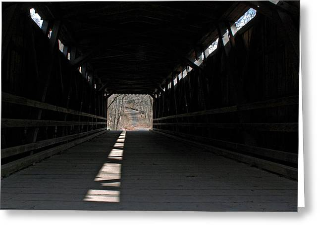 Www.lisaphillipsphotography.com Greeting Cards - What Lies Ahead Greeting Card by Lisa  Phillips