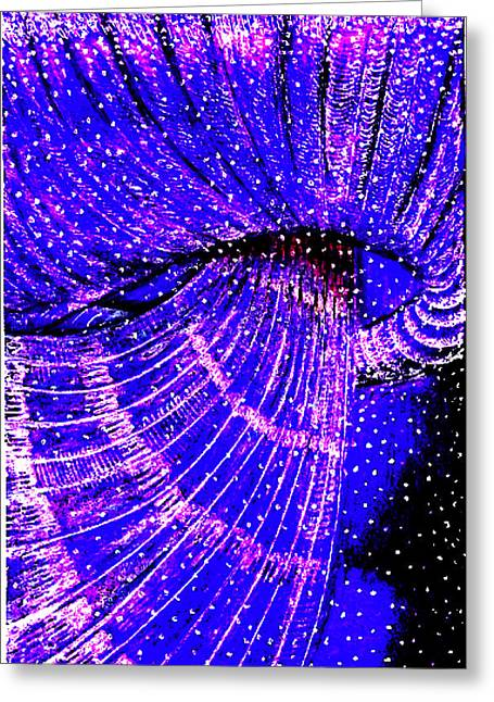 Constellation Mixed Media Greeting Cards - Where Love Goes Greeting Card by Al Goldfarb