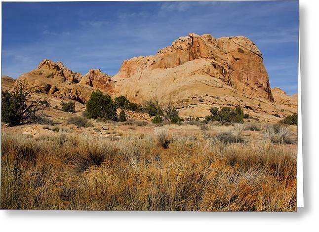 Southern Utah Pastels Greeting Cards -  San Rafael Swell  Greeting Card by Southern Utah  Photography