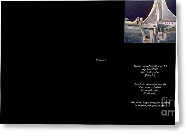 Catalogo Greeting Card by Gustavo Vazquez king