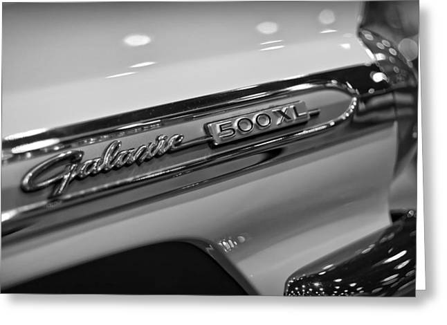 1963 Ford Digital Art Greeting Cards - 1964 Ford Galaxie 500 XL Greeting Card by Gordon Dean II